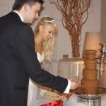 czekoladowa przyjemność z fontannami Impresji Smaku
