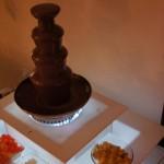 fontanna do czekolady