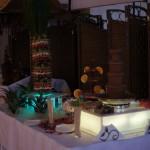 Palmy owocowe, carving, fontanny czekoladowe, alkoholowe
