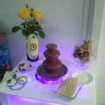 Najlepsza belgijska czekolada w fontannie Impresji Smaku