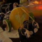 rydwan z melona - carving