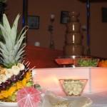 Czekoladowe fondue