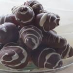 truskawki w czekoladzie białej i mlecznej