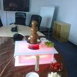 fontanna czekoladowa Uniesienie Goldbach