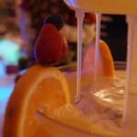 Dekoracyjne ozdoby z owoców