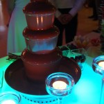 Fontanna czekoladowa, palmy owocowe, carving, owocowe stoły Warszawa