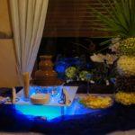 Fontanna czekoladowa i palma owocowa Restauracja Aviola - Swarzędz