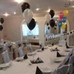 stroiki balonowe na stoly dekoracje balonowe kolo,konin,turek