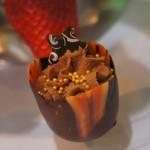 Deserek z musem czekoladowym Choco-Bufet, Słodki Stół