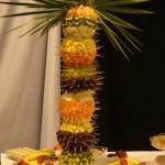 Palma owocowa do fontanny czekoladowej - studniówka