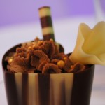 serce marmurkowe z musem czekoladowym - Choco-Bufet, Candy Bar