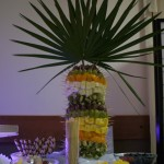 Palma owocowa na I Komunię