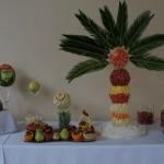 Bufet owocowy - Sala Nowa Baśń w Nysie