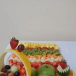 Dekoracje owocowe - bufet owocowy