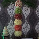 Palma owocowa i carving