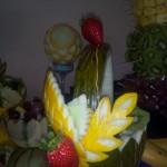 Stół owocowy Sala Biesiadna