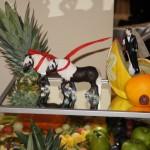 Dekoracje owocowe - Berjo w Babiaku