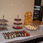 Słodki kącik w Berjo w Babiaku