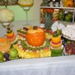 Stół owocowy - dekoracje owocowe - Berjo w Babiaku