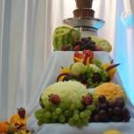 Wyspa owocowa - Targi Ślubne w Koninie 2016