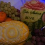 dekoracje owocowe I Turkowskie Targi Ślubne