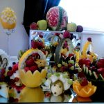 Bufety owocowe, carving Turek, Koło, Konin, Kalisz