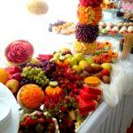 Dekoracje owocowe na wesele Kalisz
