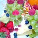 Dekoracje z owocó, stoły owocowe Kalisz