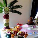 Palma owocowa, dekoracje owocowe Babiak, Turek, Koło, Konin