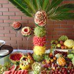 Palma owocowa i bufet owocowy Turek