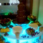 Fontanna z czekolady Turek, Konin, Kalisz