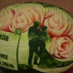 Dekoracje owocowe, carving, bufety owocowe Turek