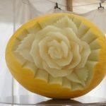 carving w melonie