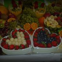 Stół owocowy na wesele Koło, Turek, Konin
