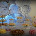 Słodki stół candy bar Eden w Turku