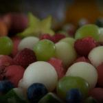 dekoracje w owocach na wesele Dworek w Grabowie nad Prosną