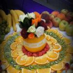 Dekoracje owocowe Koło Turek Sompolno