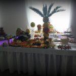 Carving, dekoracje owocowe, stoły owocowe Sompolno, Września, Słupca