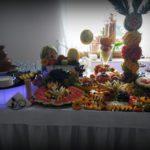 Fontanna czekoladowa. bufet owocowy, słodki stół Września, Słupca, Koło, Turek
