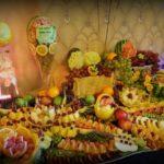 deoracje owowoce, stół owocowy Kalisz