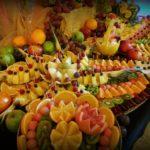 stół owocowy, bufet owocowy, stół z owocami Kalisz, Turek, Konin, Poznań