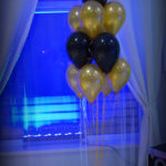 Bukiety balonowe stroiki balonowe balony z helem napełnianie balonów helem Turek Kłodawa Konin Koło Sompolno