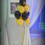 Dekoracje balonowe sal na 18-stkę wesele urodziny bal Koło Turek Kłodawa Sompolno Konin Ślesin