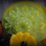 carving dekoracje owocowe Kalisz Turek Koło Sompolno Ślesin