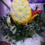 dekoracje owocowe carving Koło Turek Konin Kalisz Kłodawa