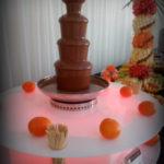Fontanna czekoladowa, fontanna z czekolady, fontanna z czekoladą Koło, Turek, Konin, Kłodawa