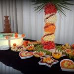 fontanna czekoladowa, palma owocowa Koło, Turek, Konin, Kłodawa, Sompolno