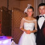 Słodki zakatek weselny