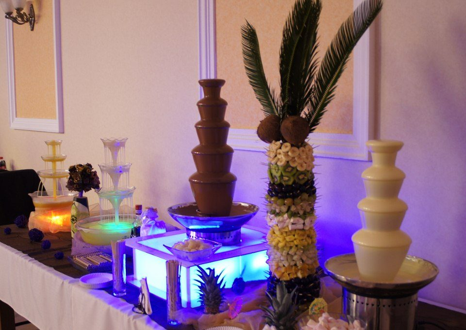 fontanna czekoladowa Impresja smaku