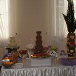 Fontanna czekoladowa i fontanna serowa Kalisz